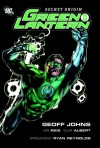 Green Lantern: Secret Origin New Edition - Geoff Johns, Ivan Reis, Oclair Albert, Ryan Reynolds