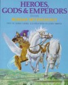 Heroes, Gods & Emperors from Roman Mythology (The World Mythology Series) - Kerry Usher, John Sibbick