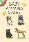 Baby Animals Stickers - Lisa Bonforte, Lisa Bonfort