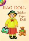 Rag Doll Sticker Paper Doll - Pat Stewart