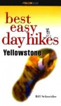 Best Easy Day Hikes Yellowstone - Bill Schneider
