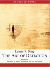The Art of Detection: Kate Martinelli Series, Book 5 (MP3 Book) - Laurie R. King, Alyssa Bresnahan