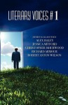 Literary Voices # 1 - Jeffrey M. Elliott, Alex Haley
