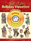 Full-Color Holiday Vignettes CD-ROM and Book - Dover Publications Inc.