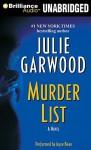 Murder List (Buchanan #4) - Julie Garwood