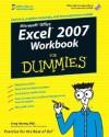 Excel 2007 Workbook For Dummies - Greg Harvey