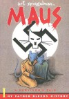 Maus: A Survivor's Tale, Vol. 1: My Father Bleeds History - Art Spiegelman