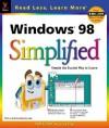 Windows 98 Simplified - Ruth Maran
