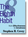 The 8th Habit: From Effectiveness To Greatness (Audiofy Digital Audiobook Chips) - Stephen R. Covey