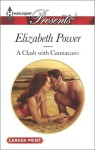 A Clash with Cannavaro (Harlequin Presents) - Elizabeth Power