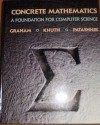Concrete Mathematics: A Foundation for Computer Science - Ronald L. Graham, Oren Patashnik