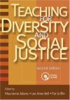 Teaching for Diversity and Social Justice - Maurianne Adams, Lee Anne Bell, Pat Griffin