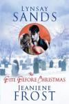 The Bite Before Christmas (Audio) - Tavia Gilbert, Lynsay Sands, Jeaniene Frost, Paula Christensen