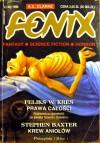Fenix 1996 2 (49) - Andrzej Pilipiuk, Feliks W. Kres, Stephen Baxter, Mirosław Piotr Jabłoński, Redakcja magazynu Fenix, Tomasz Danar