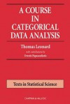 A Course in Categorical Data Analysis - Tom Leonard, Thomas Leonard