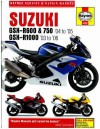 Suzuki GSX-R600 and 750 (04-05) GSX-R1000 (03-06) (Haynes Service And Repair Manual) - Matthew Coombs