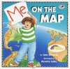 Me On The Map (Turtleback School & Library Binding Edition) (Reading Rainbow Readers (Pb)) - Joan Sweeney, Annette Cable