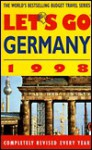 Let's Go Germany 1998 - Let's Go Inc., Anexander Z. Speier, Jennifer R. Weiss