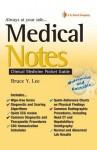 Medical Notes: Clinical Medicine Pocket Guide - Bruce Lee