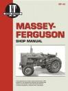 Massey-Ferguson Shop Manual: Models Mf255, Mf265, Mf270, Mf275, Mf290 - Intertec Publishing Corporation