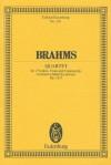 String Quartet in a Minor, Op. 51/2 - Johannes Brahms