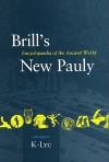 Brill's New Pauly, Antiquity, Volume 7 (K-Lyc) - Hubert Cancik