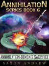Demon's Sacrifice - Saxon Andrew, Frank MacDonald, Derek Chiodo