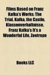 Films Based On Franz Kafka's Works - Eugenio Montale
