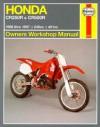 Honda Cr250/500r Owners Workshop Manual - Haynes Publishing, Alan Ahlstrand
