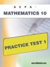 'PA Mathematics 10 Practice Test 1 - Sharon Wynne