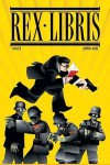 Rex Libris #8: Escape From the Book of Monsters - James Turner