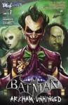 Batman: Arkham Unhinged #7 - Derek Fridolfs, Simon Coleby