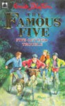 Five Get Into Trouble (Knight Books) - Enid Blyton