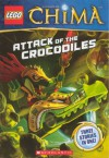 Attack Of The Crocodiles - Greg Farshtey