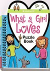 What a Girl Loves Puzzle Book (American Girl) (American Girl Library) - Trula Magruder, Tracey Wood