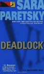 Deadlock - Sara Paretsky, Donada Peters
