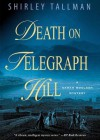 Death on Telegraph Hill: A Sarah Woolson Mystery - Shirley Tallman, Carrington MacDuffie