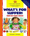 Que Hay Para Cenar?: What's for Supper? - Mary Risk