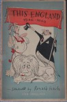 This England 1946-1949 - Audrey Hilton, Ronald Searle