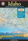 Benchmark Idaho Road & Recreation Atlas 2nd Edition (Benchmark Maps: Idaho) - Benchmark Maps