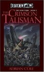 The Crimson Talisman - Adrian Cole