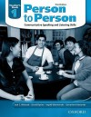 Person to Person 1, Teacher's Book: Communicative Speaking and Listening Skills - Jack C. Richards, Ingrid Wisniewska, David Bycina