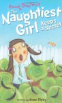 Naughtiest Girl 5: The Naughtiest Girl Keeps a Secret - Enid Blyton, Anne Digby