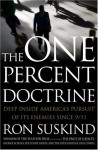 The One Percent Doctrine: Deep Inside America's Pursuit of Its Enemies Since 9/11 (Audio) - Ron Suskind, Edward Herrmann