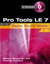 Pro Tools Le 7 Digital Sound Studio - Robert Shimonski, Thomas Romano