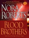 Blood Brothers (Sign of Seven #1) - Nora Roberts