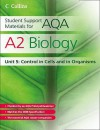 Aqa Biology Unit 5. Control in Cells and in Organisms - Mike Boyle, Keith Hirst