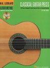 Classical Guitar Pieces: 24 Pieces Arranged for Solo Guitar in Standard Notation [With CD (Audio)] - Paul Henry