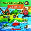 The Magic School Bus Gets Cold Feet: A Book About Hot- and Cold-Blooded Animals - Tracey West, Joanna Cole, Art Ruiz, Bruce Degen