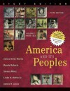 America and Its Peoples: A Mosaic in the Making, Volume 2, Study Edition (5th Edition) - James Kirby Martin, Randy Roberts, Steven Mintz
